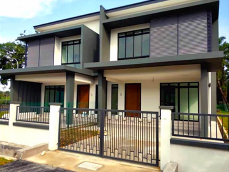 Lot 11229, Semi Detached Homes @ Telok Panglima Garang
