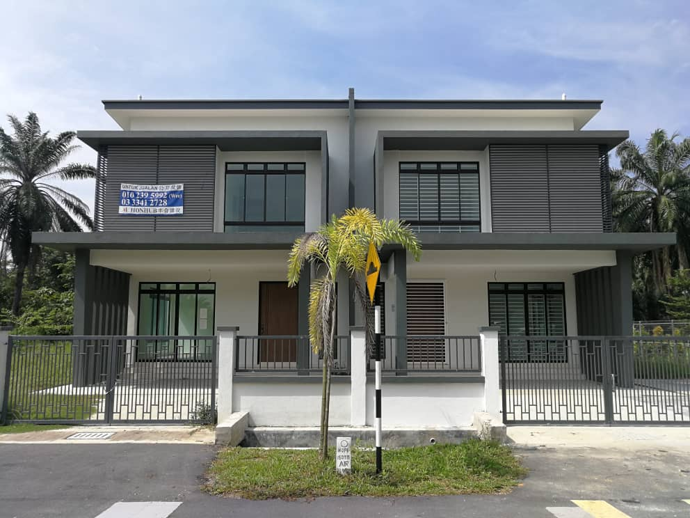 Lot 11229, Semi Detached Homes @ Telok Panglima Garang