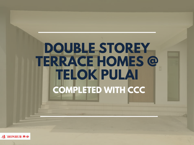 Lot 3548, Double Storey Terrace @ Telok Pulai