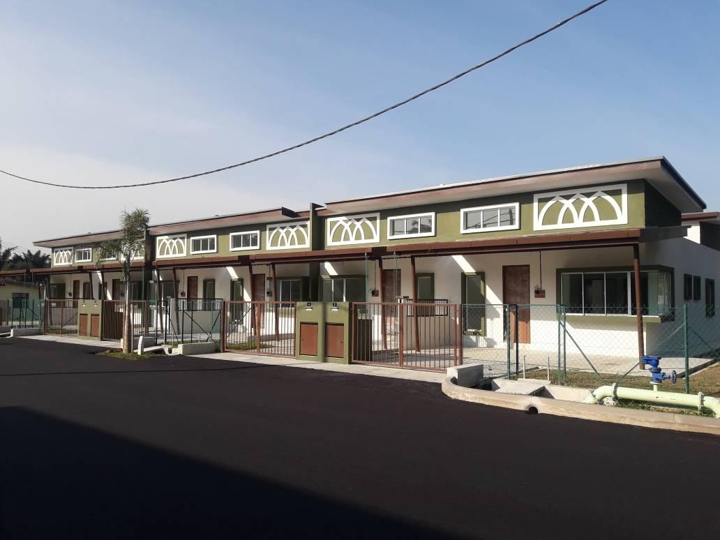 Single Storey Terrace Homes @ Pekan Ijok
